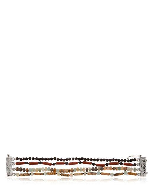 "Rosantica - Multicolor Armband ""dante"" for Men - Lyst"