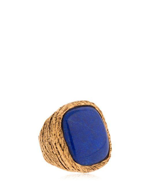 Aurelie Bidermann - Blue Miki Ring - Lyst