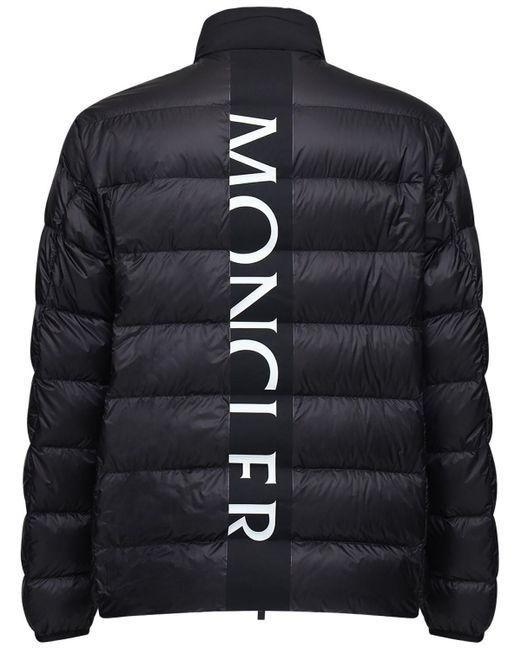 メンズ Moncler Peyre ダウンジャケット Black