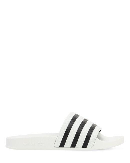 Adidas Originals Adilette サンダル White