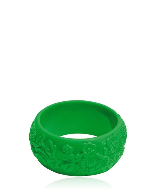 Mariah Rovery | Green Pulseira Flores Bracelet | Lyst