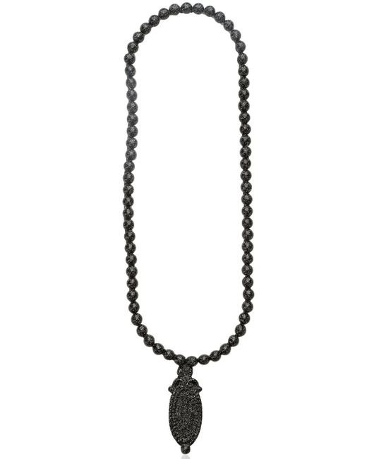 Mariah Rovery | Black Colar Camafeu Necklace | Lyst