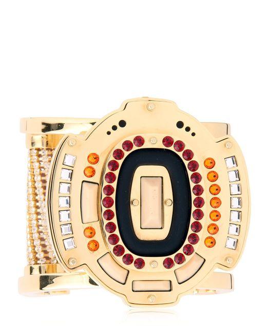 Ledaotto | Metallic Buffalo Bills Stadium Cuff Bracelet | Lyst