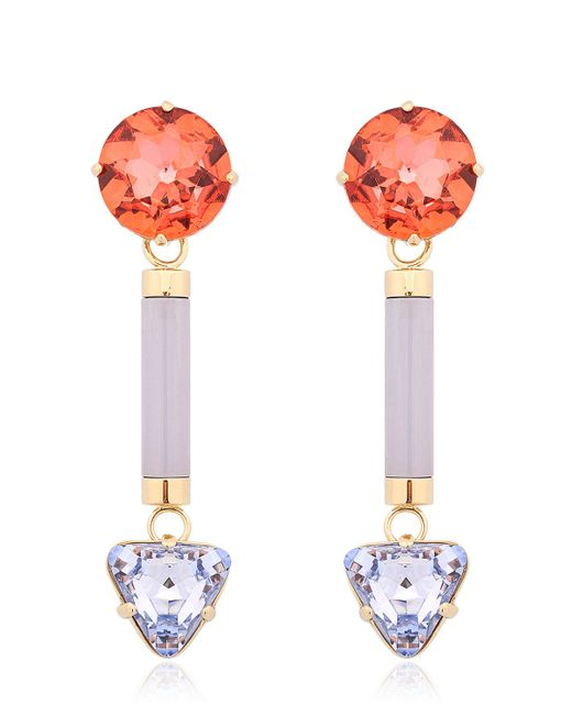Valentina Brugnatelli | Multicolor Anjelica Earrings | Lyst