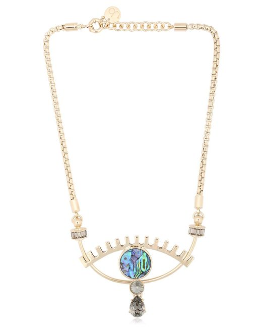 Valentina Brugnatelli | Blue Audrey Necklace | Lyst