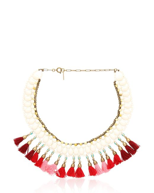 Isabel Marant | Red Mild Necklace | Lyst