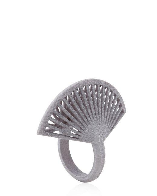 Vojd Studios | Gray Phase Fan Ring | Lyst