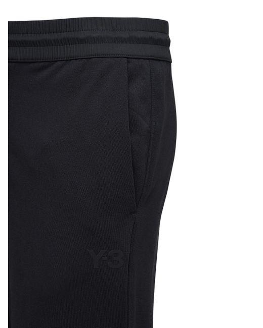 メンズ Y-3 Classic テックトラックパンツ Black