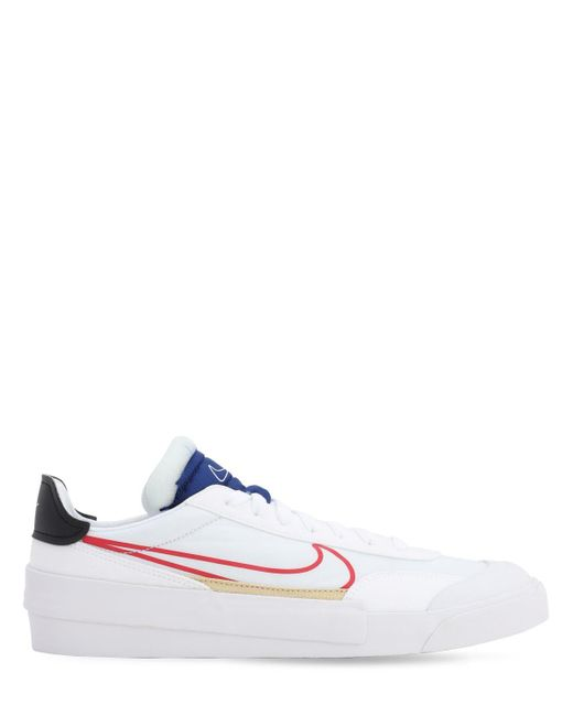 メンズ Nike Drop-type スニーカー White