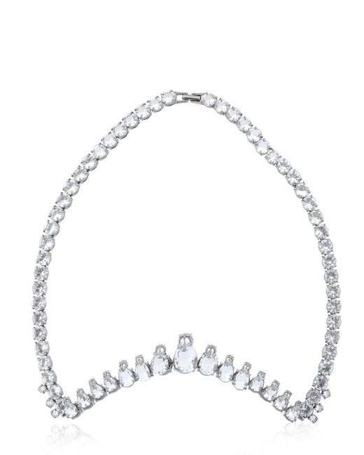 EK Thongprasert | Metallic Origami Metal Necklace | Lyst