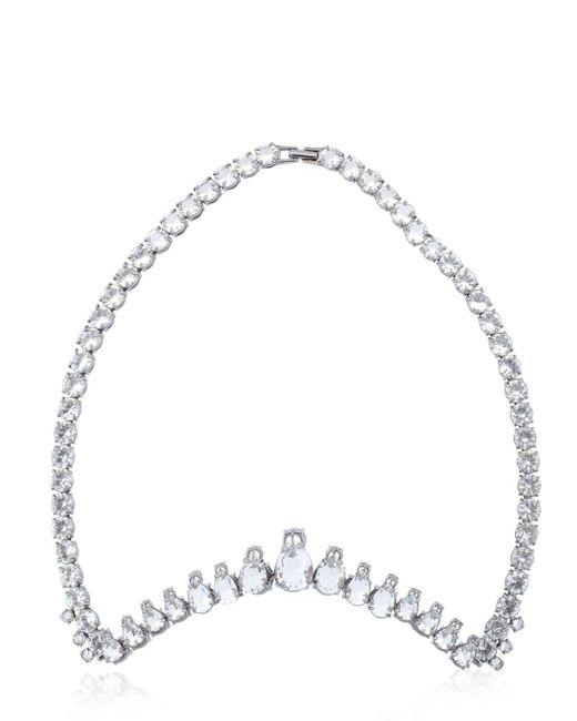 EK Thongprasert | Gray Origami Metal Necklace | Lyst