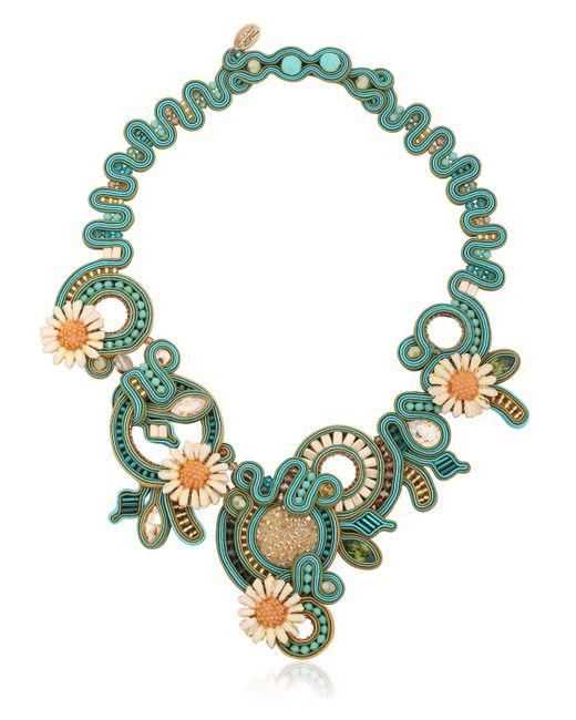 Dori Csengeri | Blue Capri Necklace | Lyst