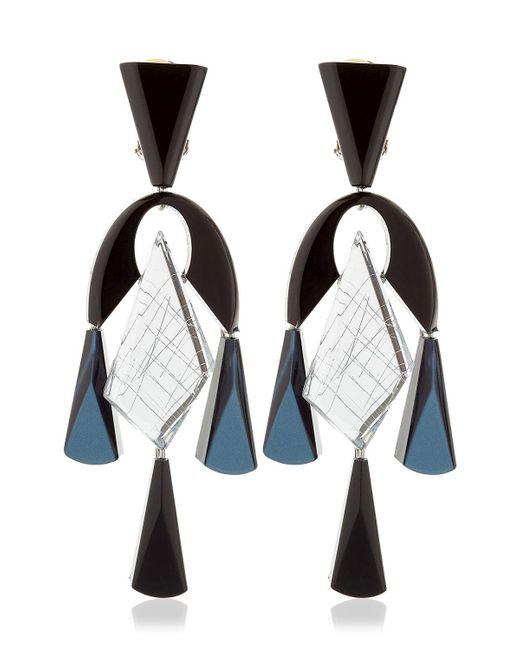 Silvia Rossi | Blue Ballet Earrings | Lyst