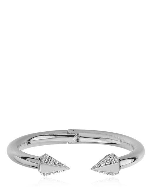 Vita Fede | Metallic Titan Crystal Thea Bracelet | Lyst