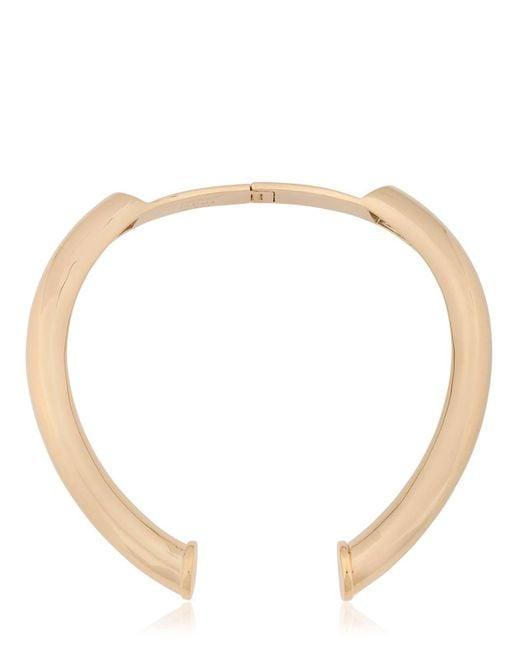 Pluma | Metallic Jason Wu For Light Gold Necklace | Lyst