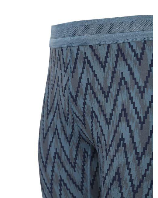 Двусторонние Леггинсы Prime Heat.rdy 7/8 Adidas Originals для него, цвет: Blue