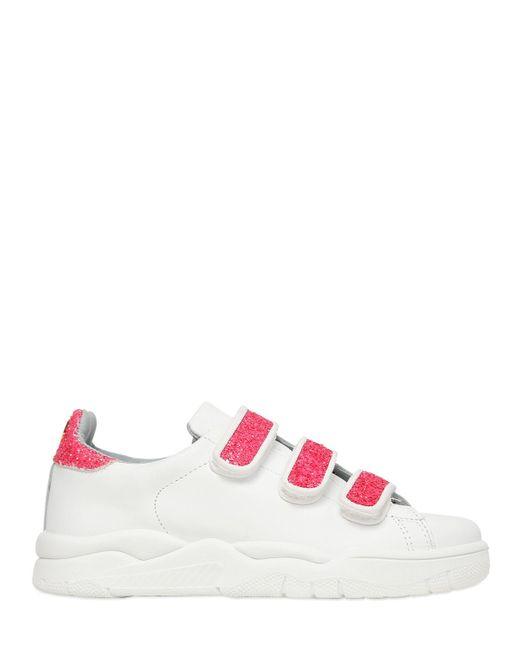 Chiara Ferragni   White Low-tops & Sneakers   Lyst
