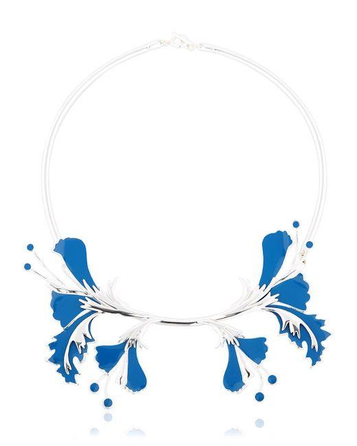 EK Thongprasert | Metallic Metal Flower Necklace | Lyst