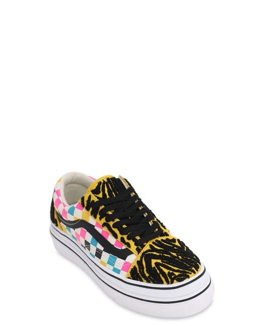 Vans Ua Super Comfycush Old Skool Lx スニーカー Multicolor