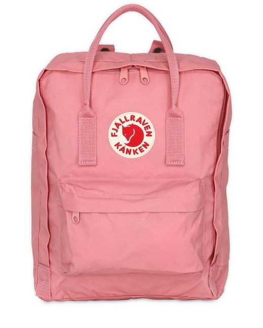 Fjallraven | Pink 16l Kanken Nylon Backpack | Lyst