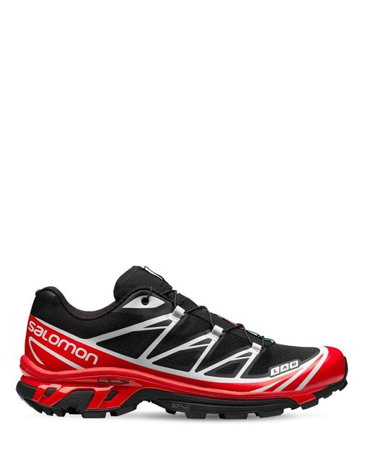 メンズ Salomon Xt-6 Advanced スニーカー Black