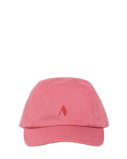 The Attico コットンキャップ Pink