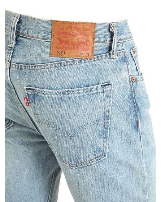Skinny Blue Jeans For Men
