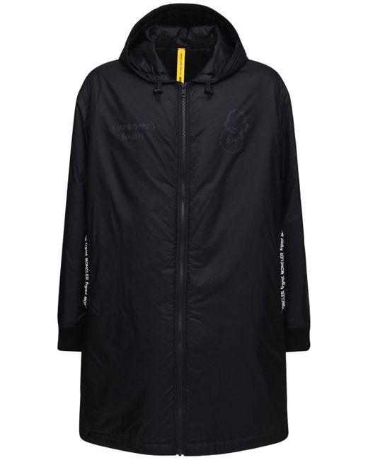 Пальто Из Нейлона Fragment Moncler Genius для него, цвет: Black