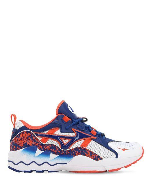 """Sneakers """"Wave Rider 1"""" Mizuno pour homme en coloris Blue"""