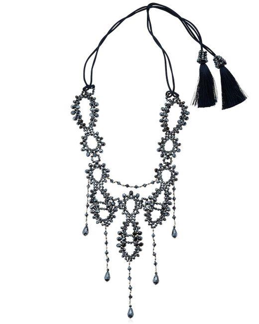 Night Market | Multicolor Pendant Deco Necklace | Lyst