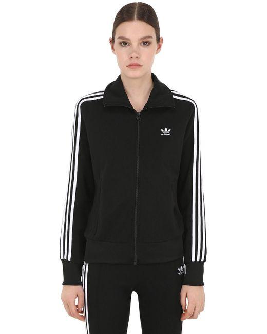 Adidas Originals Adicolor トラックジャケット Black