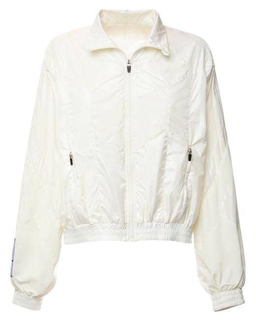 McQ Alexander McQueen Fantasma ナイロントラックジャケット White