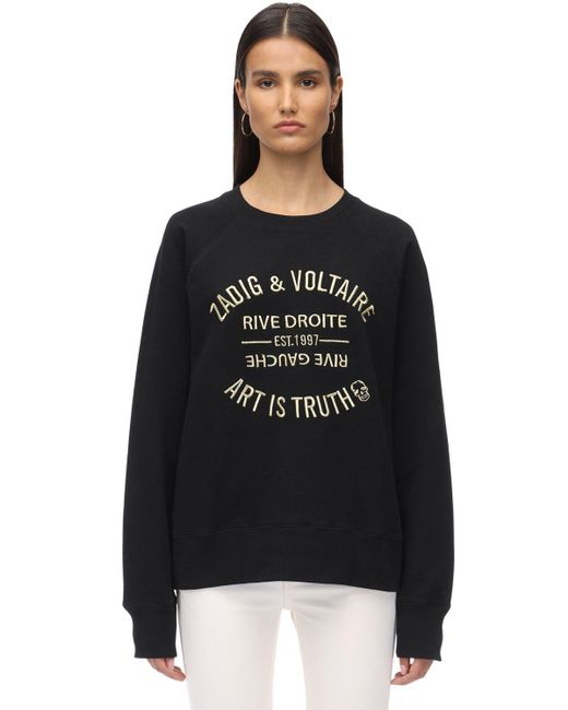 ZADIG/&VOLTAIRE Girls Sweat Sweatshirt