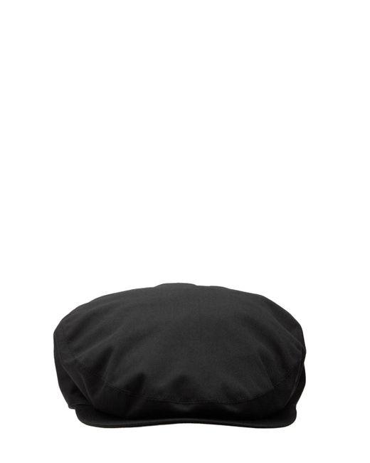 Кепка Из Габардина Dolce & Gabbana для него, цвет: Black
