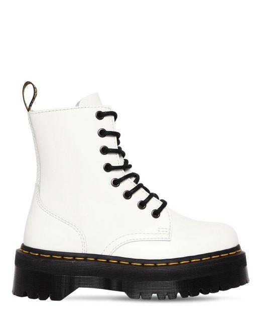 """Кожаные Ботинки """"jadon"""" 40мм Dr. Martens, цвет: Multicolor"""