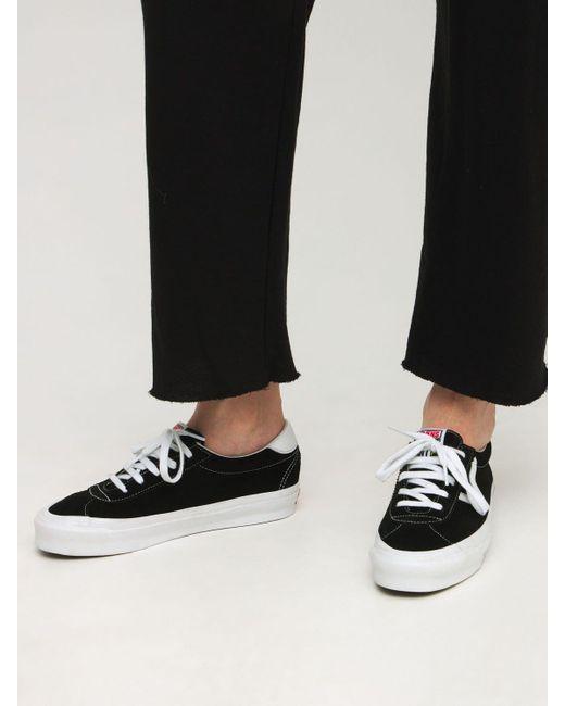 Sneakers Og Epoch Lx Coton Vans en coloris Noir - Lyst