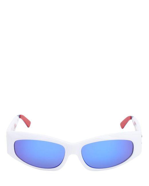 Le Specs Adam Selman The Edge サングラス Blue