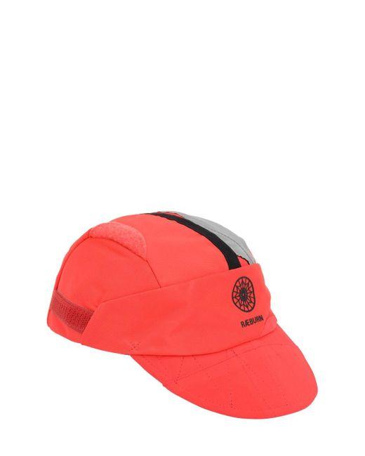 メンズ Raeburn Safety Off Cut 帽子 Red