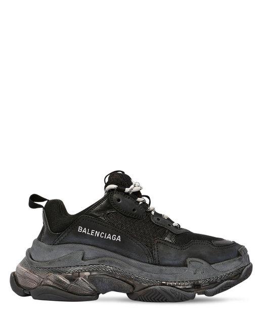 chaussures de séparation 93106 18a34 Baskets En Cuir Délavé