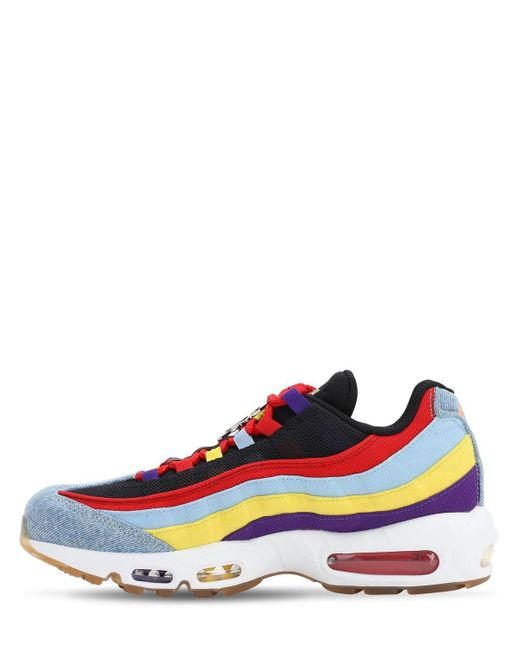 Nike Air Max 95 Sp Shoe in Blue - Save 48% - Lyst