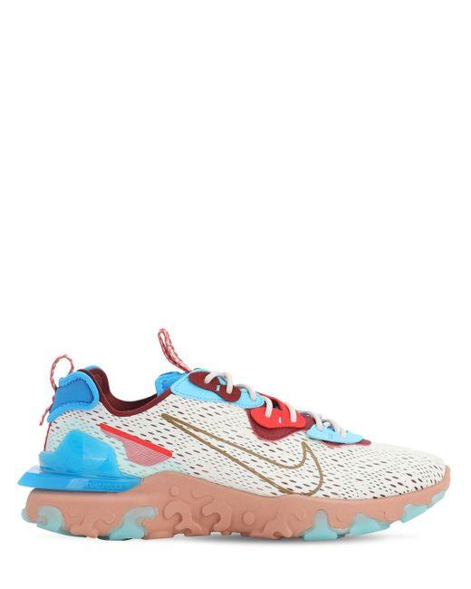 メンズ Nike React Vision スニーカー Blue