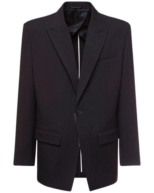 メンズ Valentino ヴァージンウールジャケット Multicolor