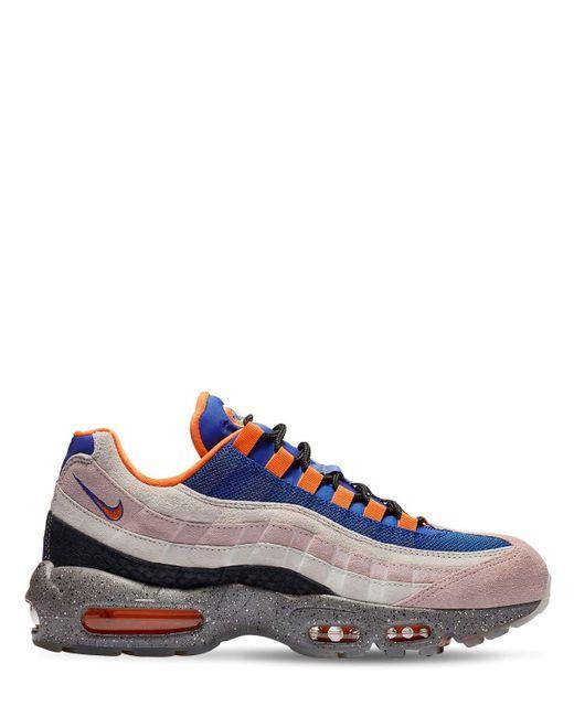メンズ Nike Air Max 95 We スニーカー Blue