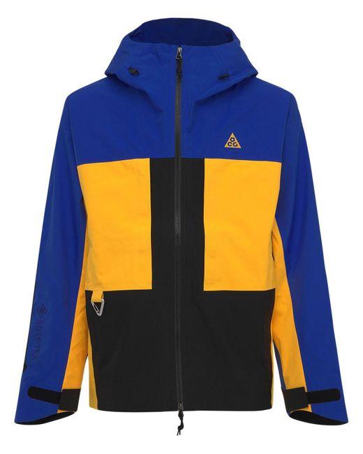 メンズ Nike Acg Gore-tex ジャケット Blue