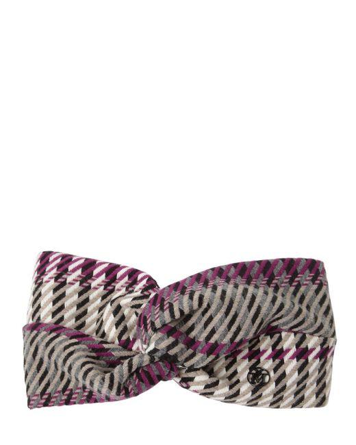 """Повязка На Голову Из Акрила """"caolyn"""" Maison Michel, цвет: Multicolor"""
