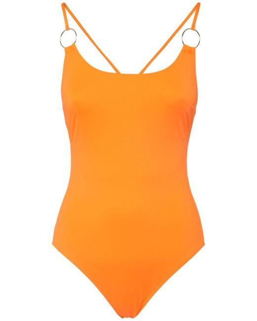 Max Mara ワンピース水着 Orange