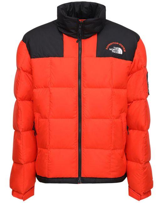 メンズ The North Face Nse Lhotse エクスペディションダウンパーカー Red