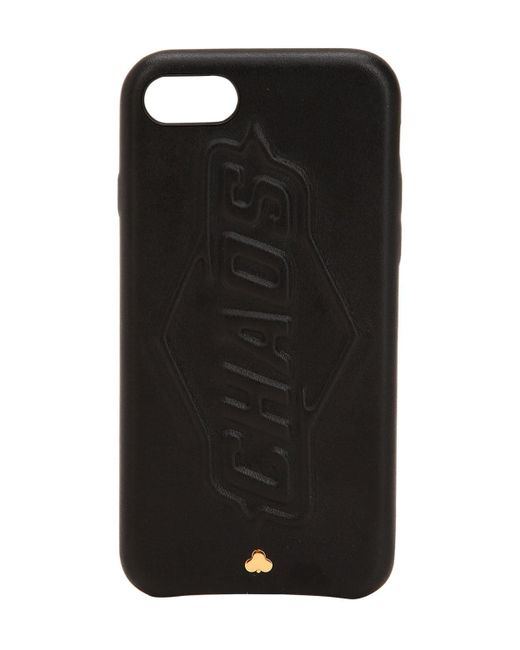 Chaos Blackout レザー Iphone 7/8 ケース
