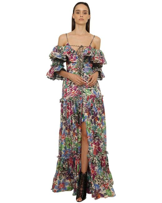Dundas フィルクーペドレス Multicolor
