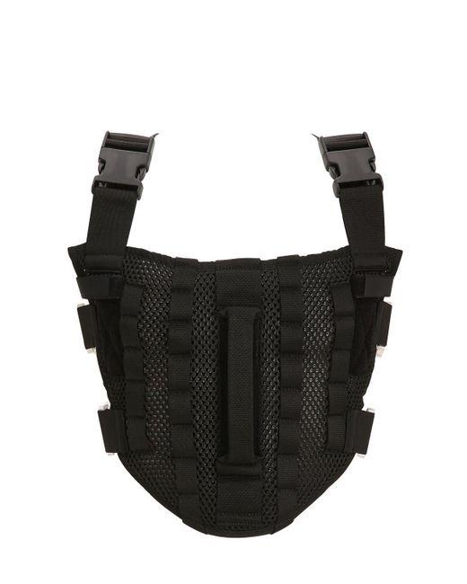 メンズ 1017 ALYX 9SM ブラック Tactical ベスト Black